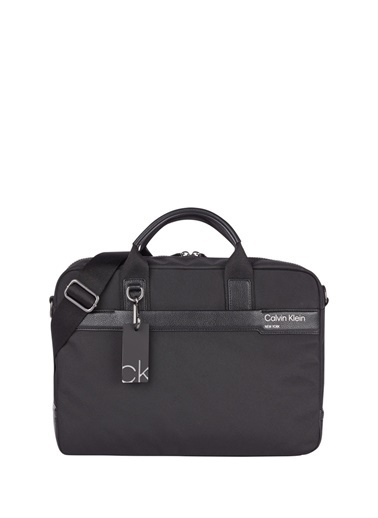 Calvin Klein Calvin Klein Kadın Siyah Laptop Çantası Siyah